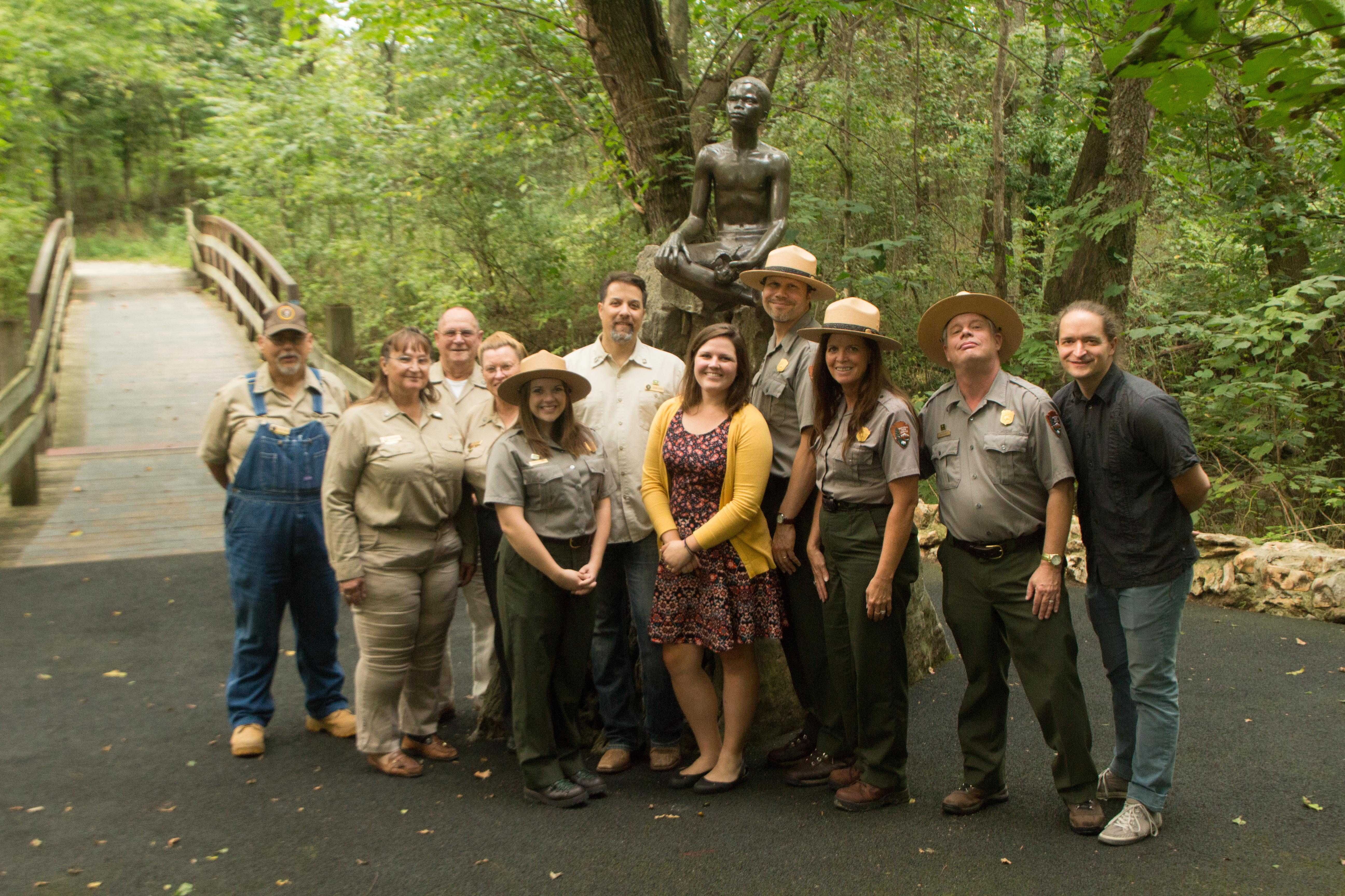 Happy 100th Birthday, National Park Service
