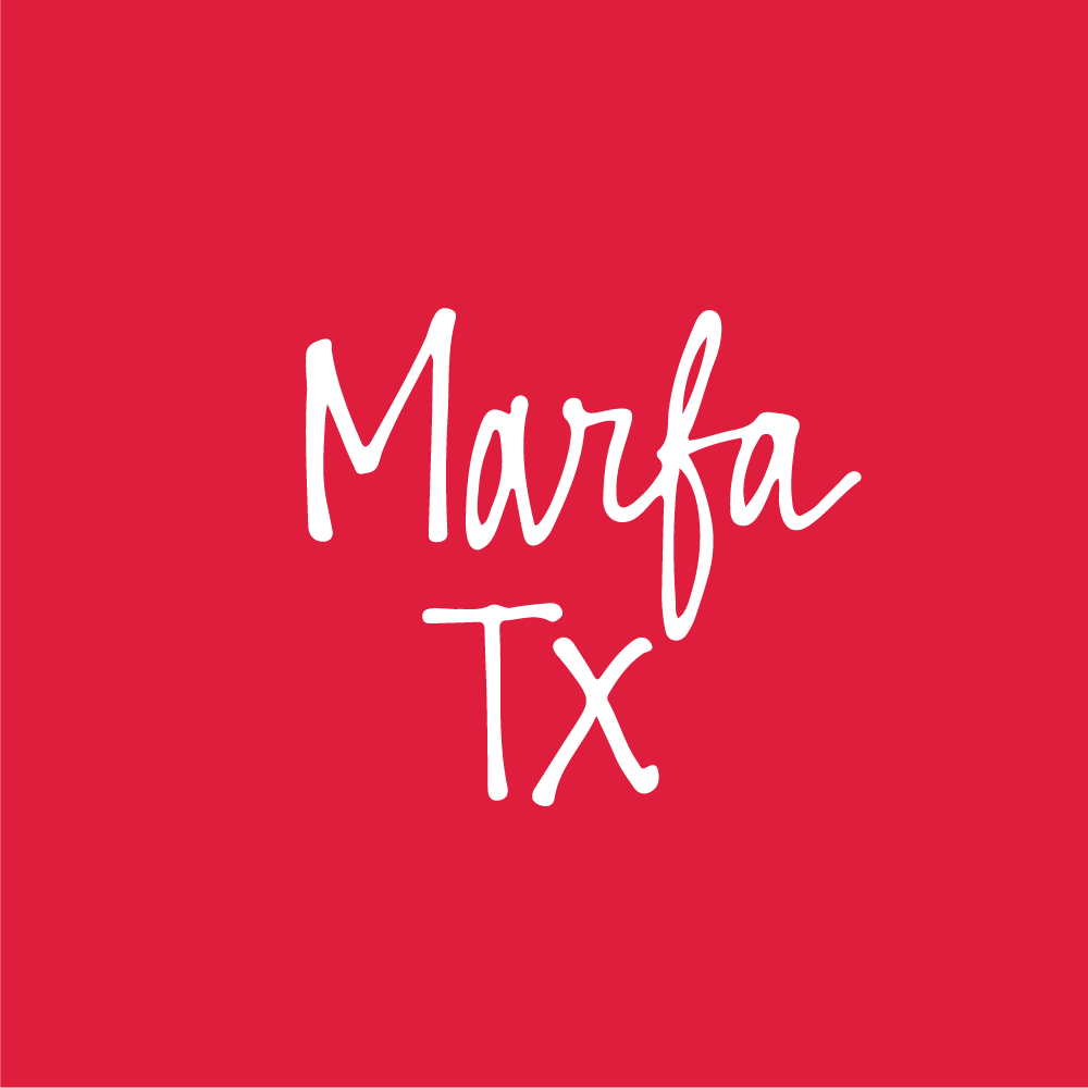 Marfa & West Texas: December 2 – December 19, 2020