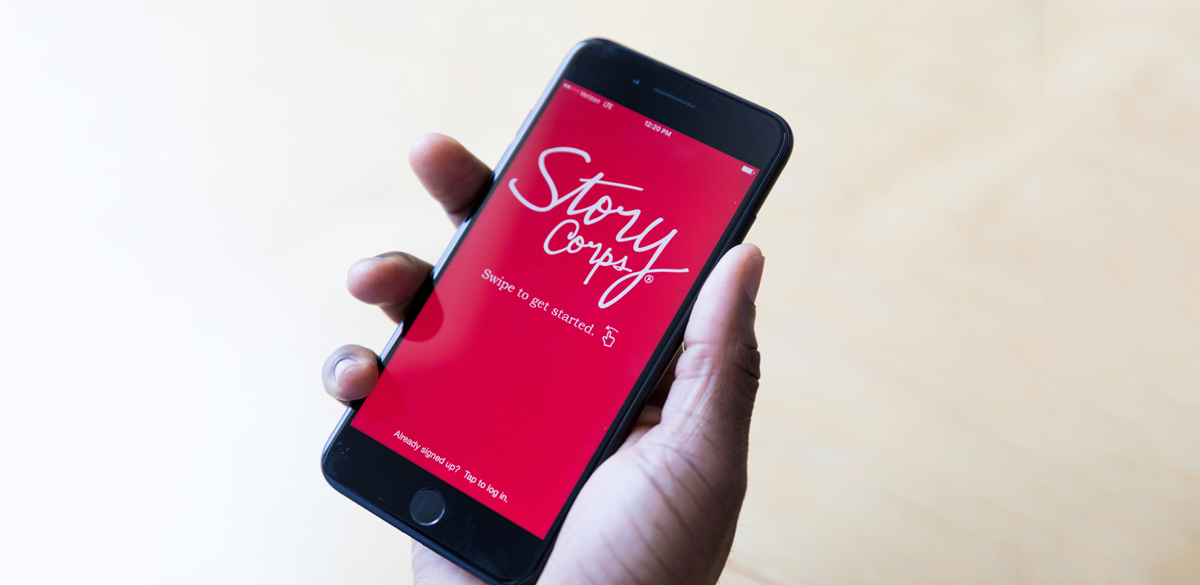 The StoryCorps App