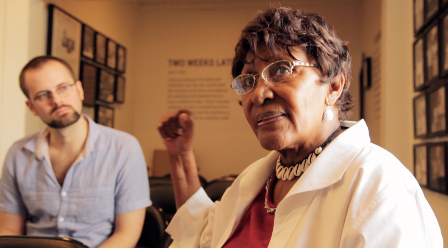 In Memoriam: Theresa Burroughs, Civil Rights Leader & StoryCorps Participant