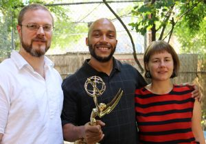 "StoryCorps Wins Emmy Award for ""Traffic Stop"""