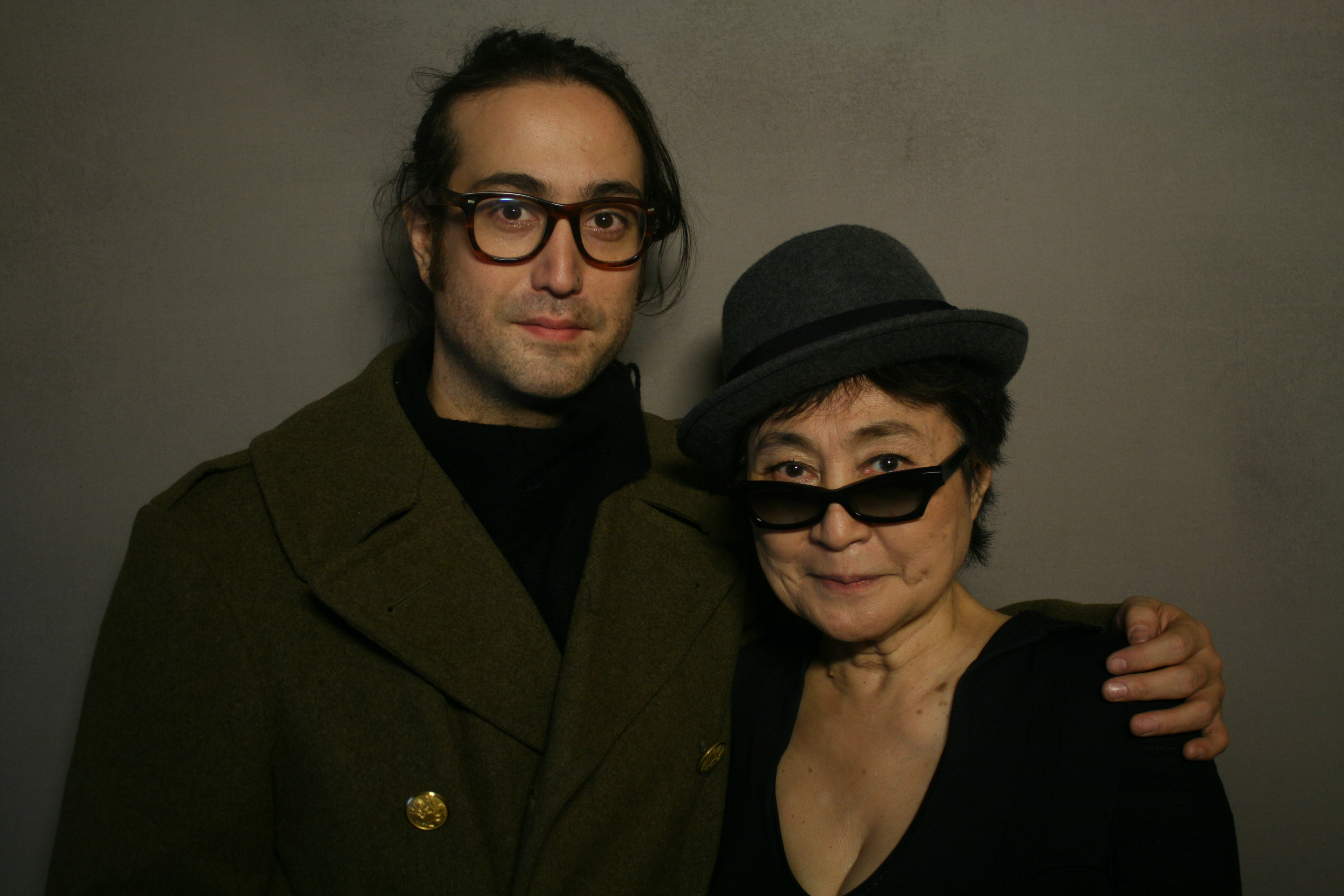 Sean Lennon and Yoko Ono: The StoryCorps Interview