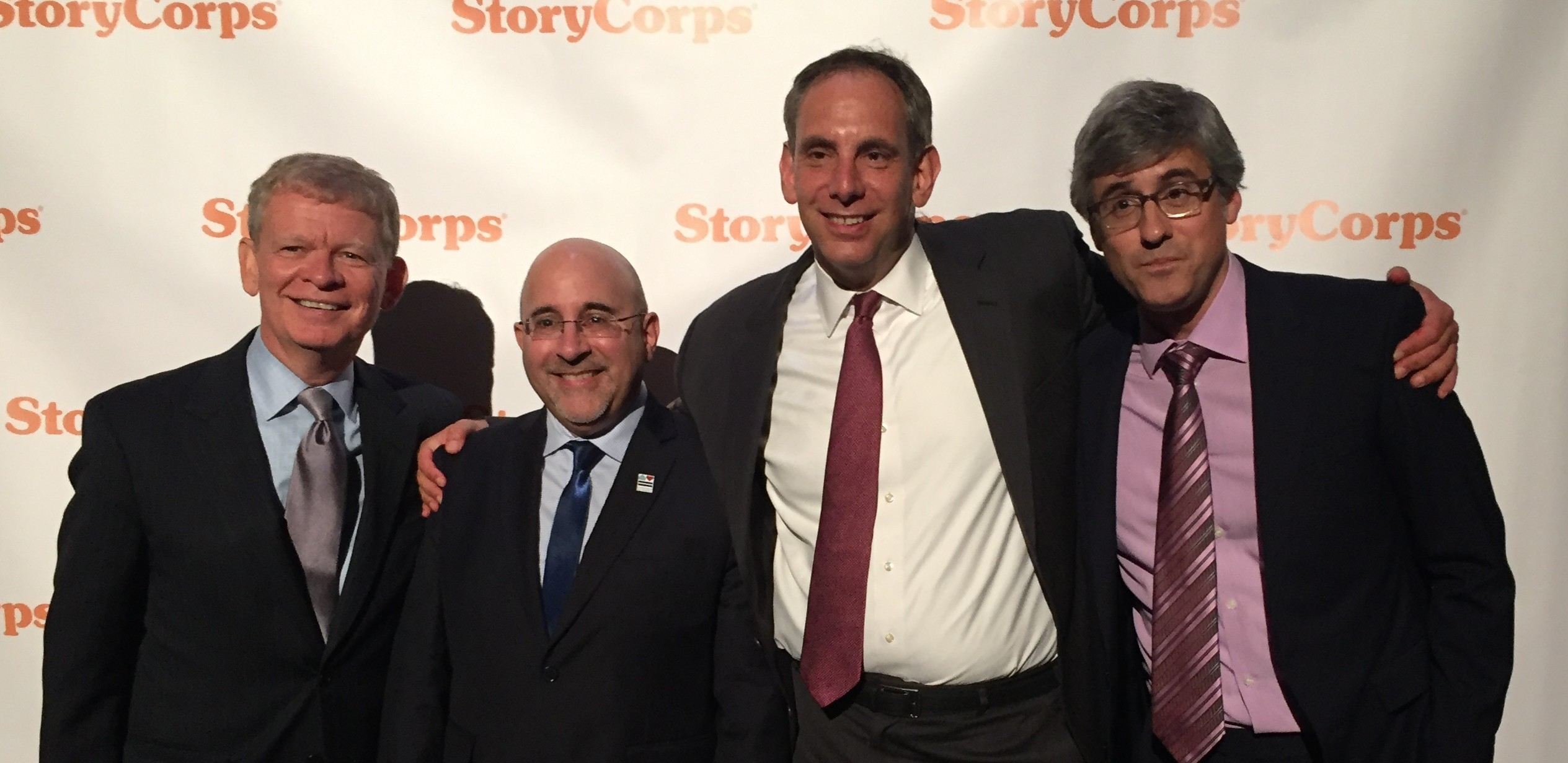 OutLoud: Celebrating the Third Annual StoryCorps Gala