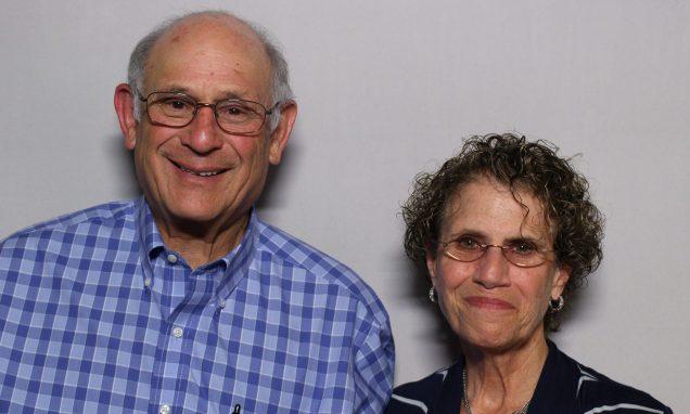 Larry Kushner and Eileen Kushner