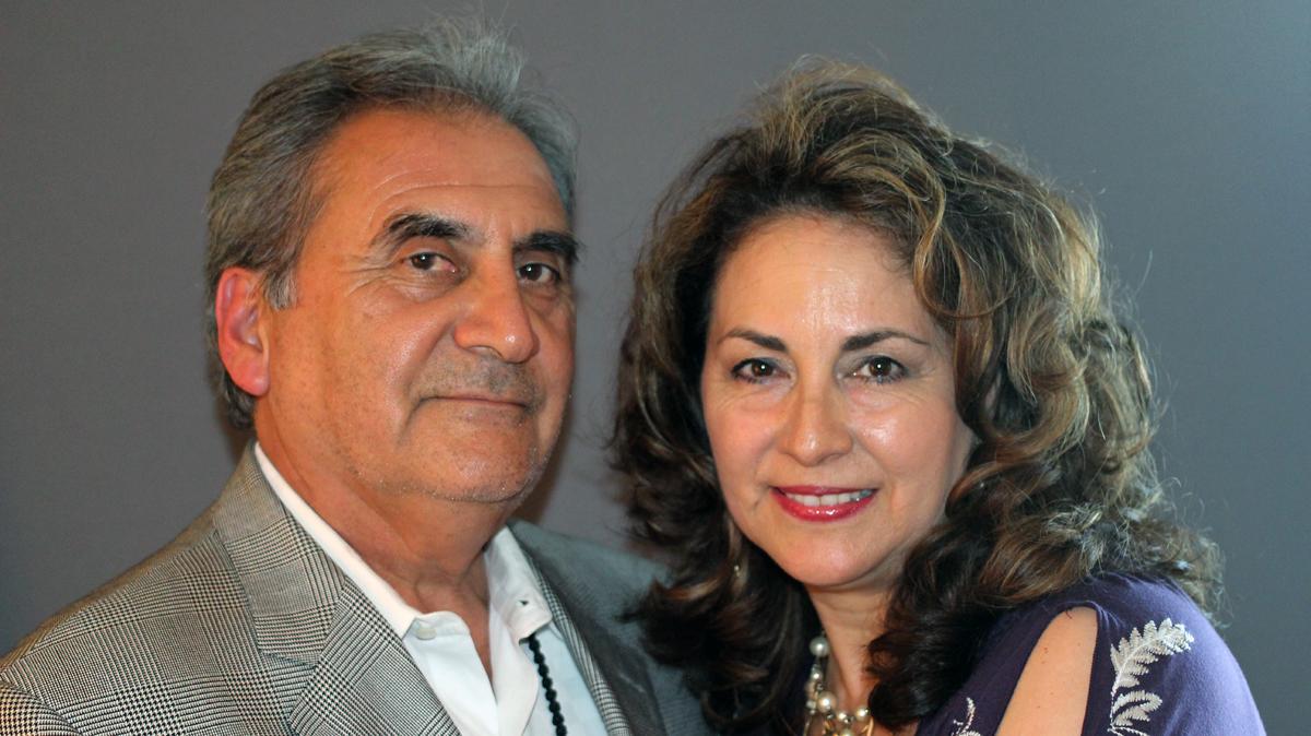 Roberto Olivera and Debra Olivera