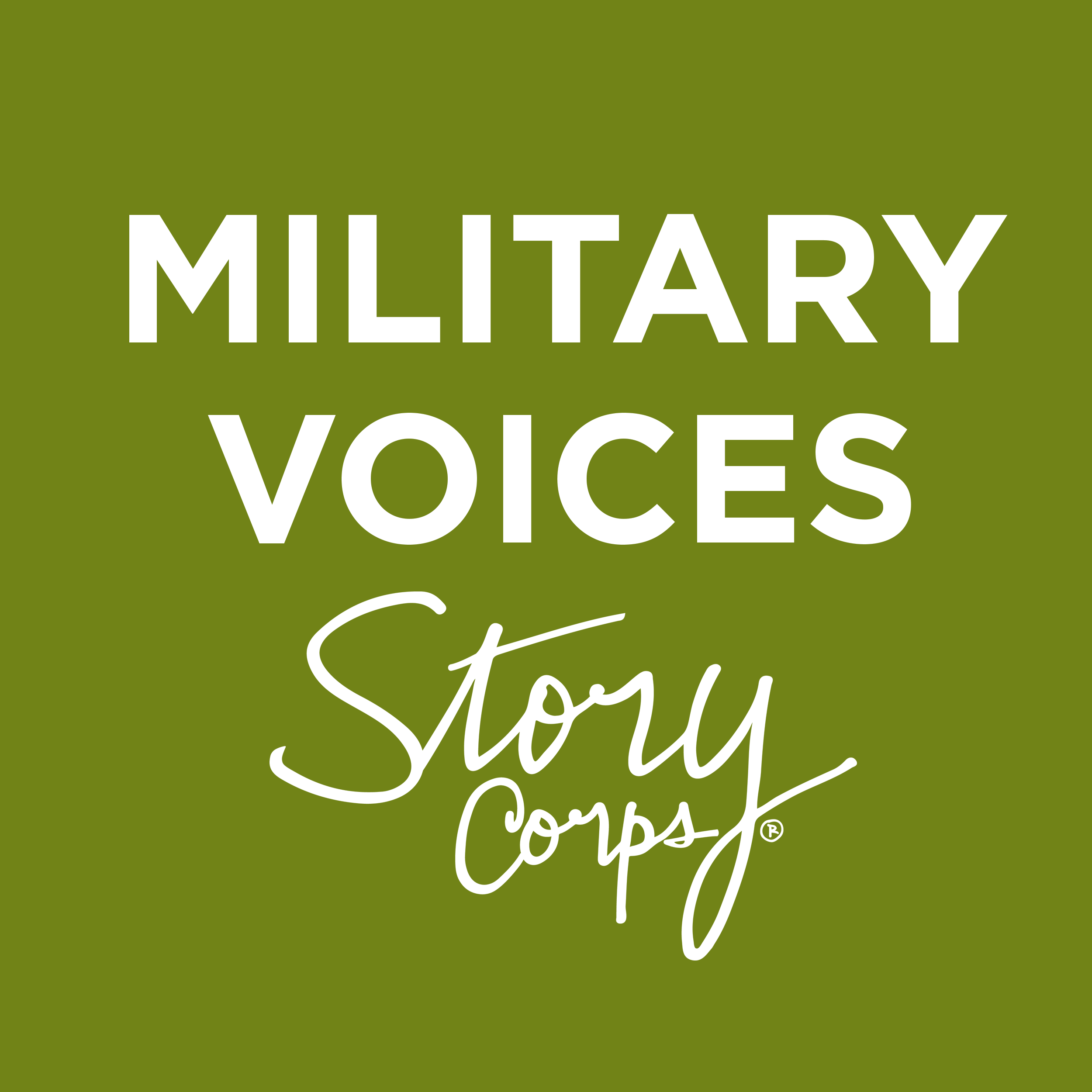 Military Voices Initiative