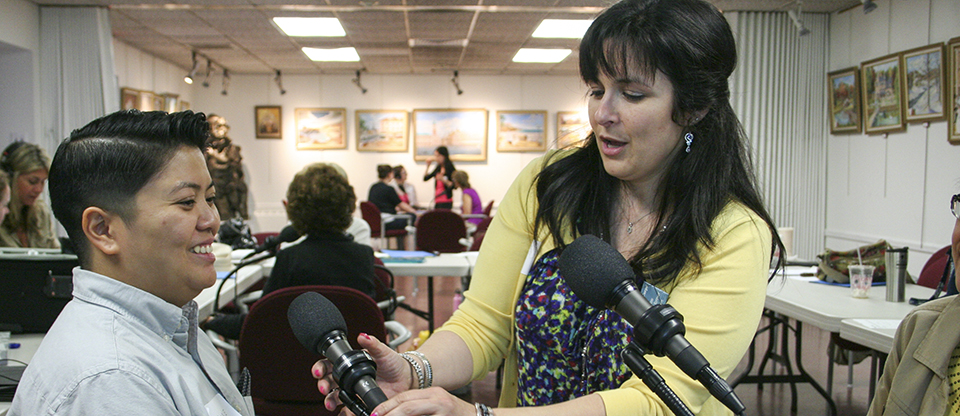 StoryCorps @ your library