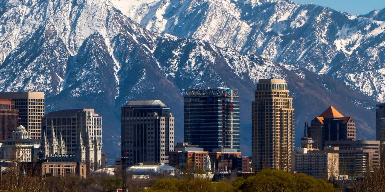 Mobile Stop: Salt Lake City