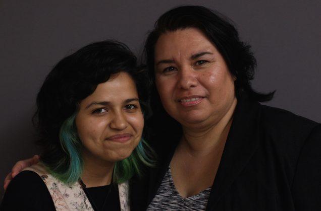 Santa Ana Public Library_Elizabeth Campos and Zulma Zepeda