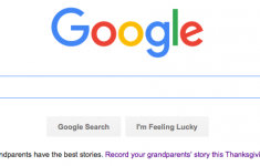 Google and StoryCorps, Together for the Great Thanksgiving Listen