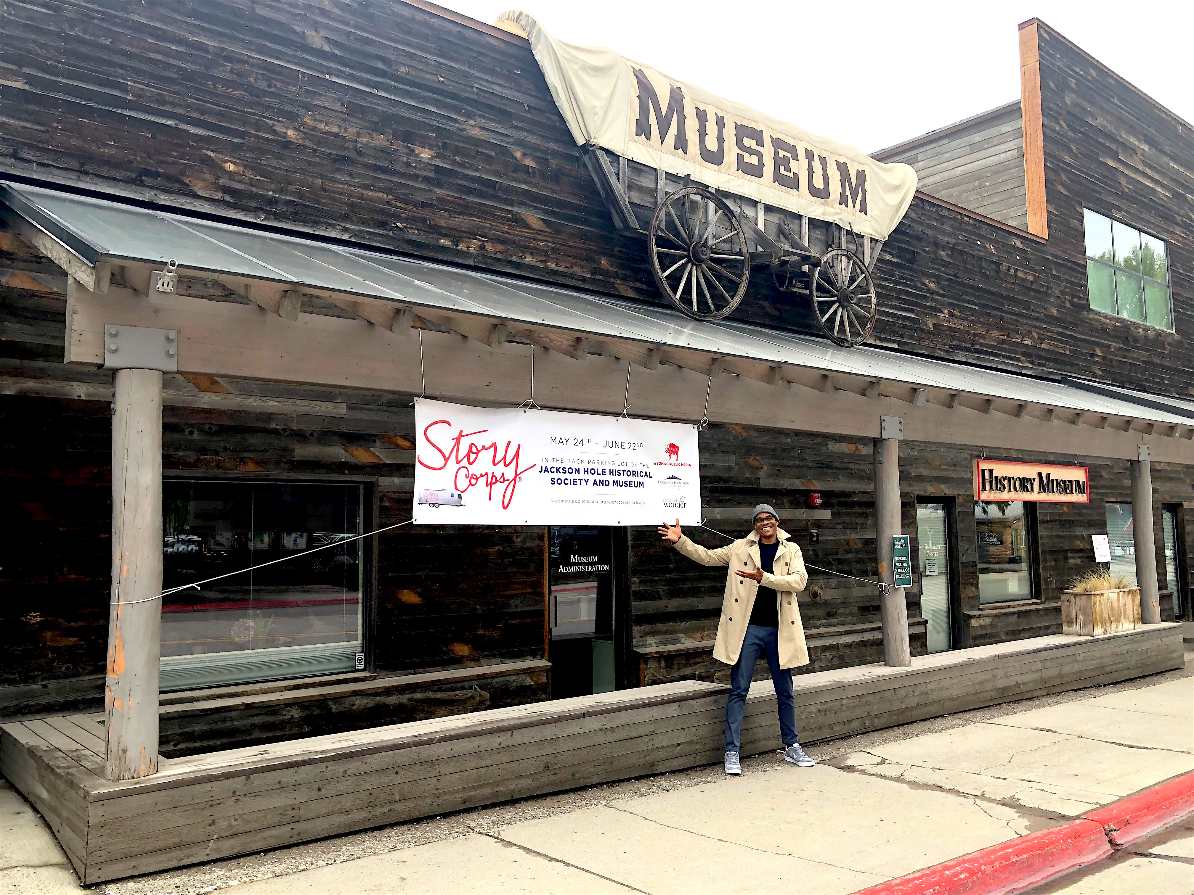 StoryCorps Mobile Tour_ Jackson, WY_Jackson Hole Historical Society & Museum (2)