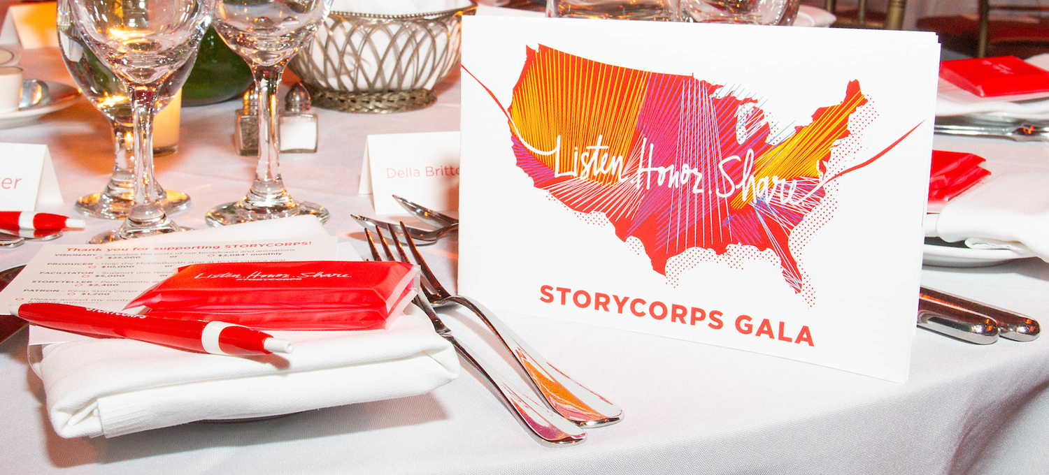 Celebrating a Year in Stories at the 2019 StoryCorps Gala