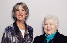 Carol Miller and Marge Kli