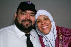 Tariq Sheikh and Tabinda Sheikh