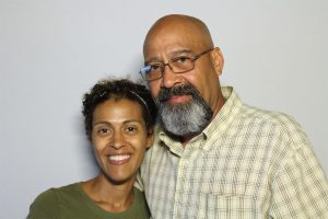 Vanessa Silva-Welch and Arnaldo Silva