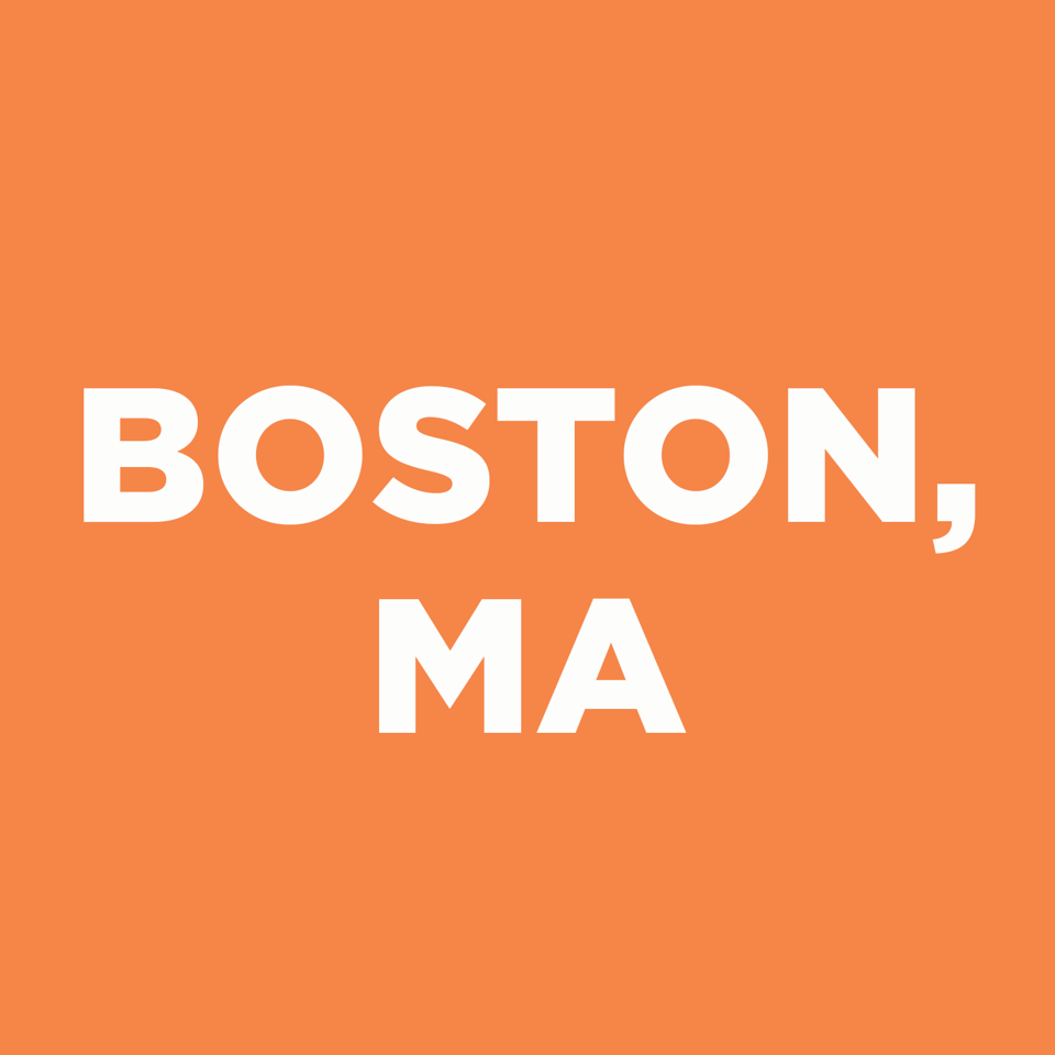 Boston: January 5 – February 13, 2020