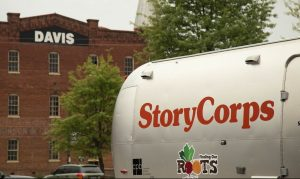 StoryCorps Partnerships: Preserving Local Histories